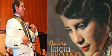 Anita Lucía y Claudio Vallejo listos para dar concierto en Guayaquil