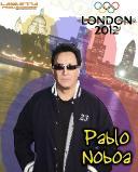 Pablo Noboa en Ecuador Olimpico - Londres