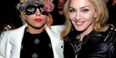 Madonna y Lady Gaga cantaran juntas en concierto