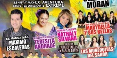 XVII Festival Ecuatoriano de Danbury