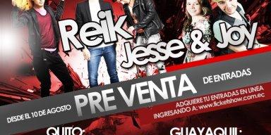 Reik  Jesse & Joy