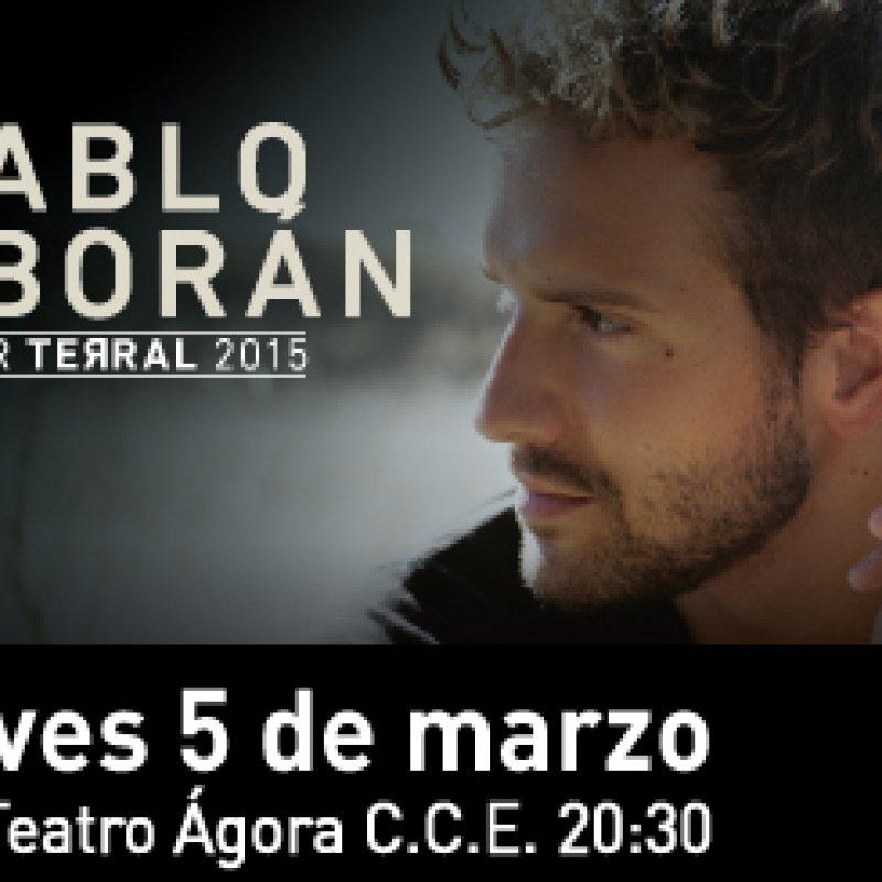 Pablo Alboran Tour Terral 2015