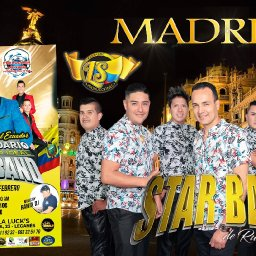 Star Band en Madrid Espana