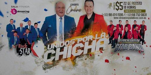 UNIDOS POR LA CHICHA - CONCIERTO VIRTUAL