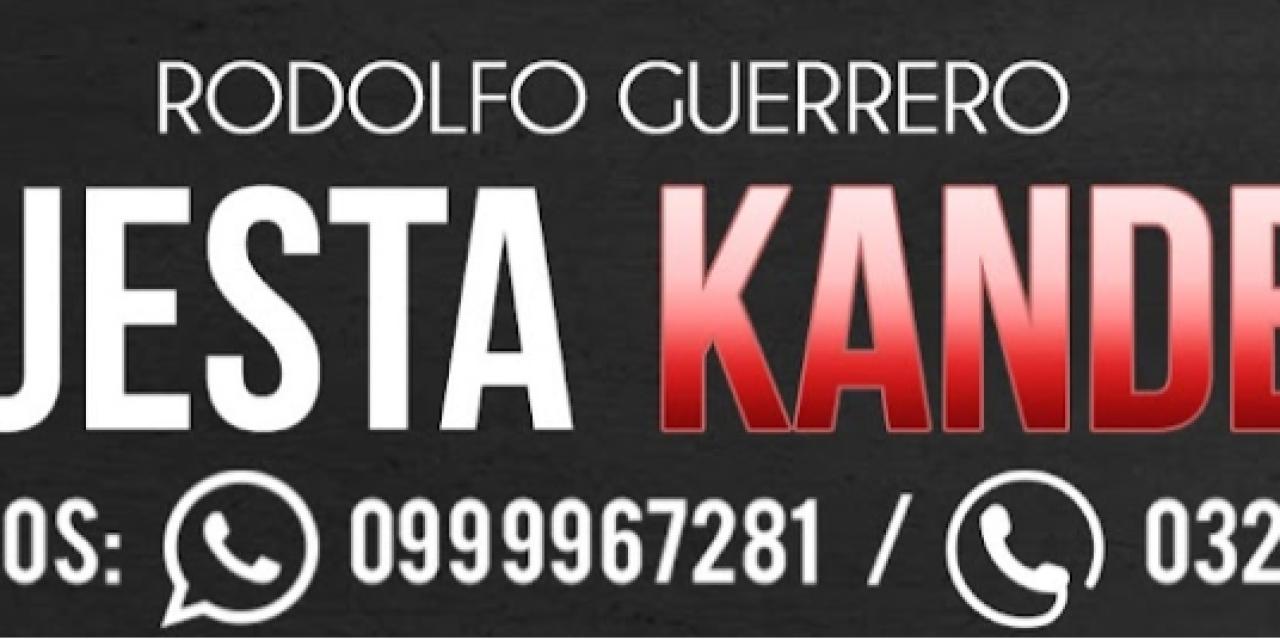 Rodolfo Guerrero Orquesta kandelas