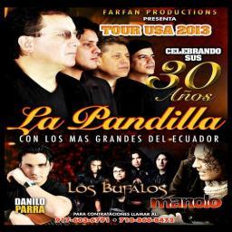 La Pandilla ft manolotm Tanto Tiempo